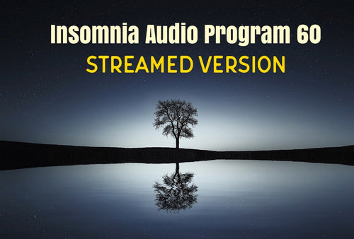 Insomnia treatment system - Streamed Version - By Michael Mahoney