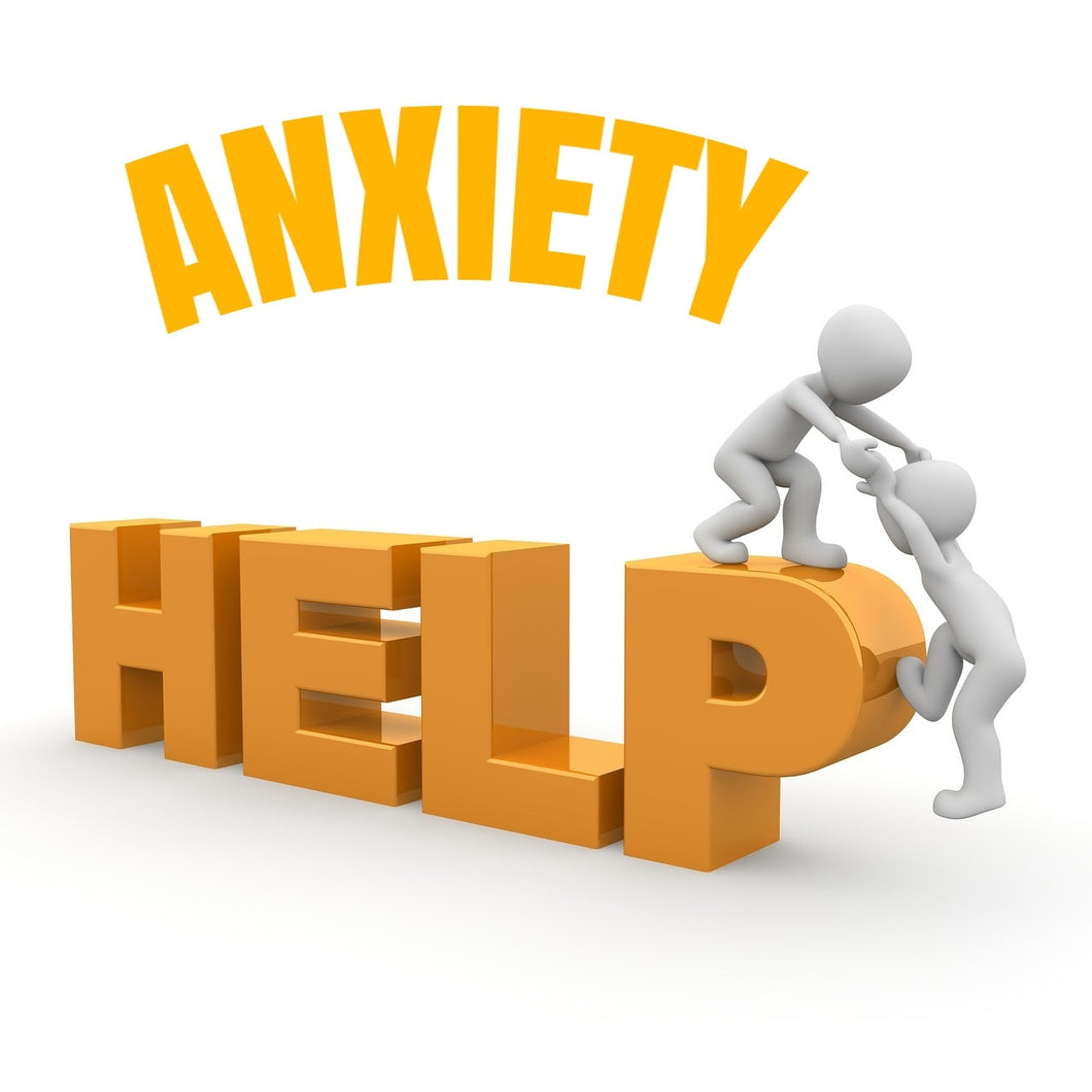 Single - Anxiety Resource Library 1 - Taken from Anxiety Audio Program 120