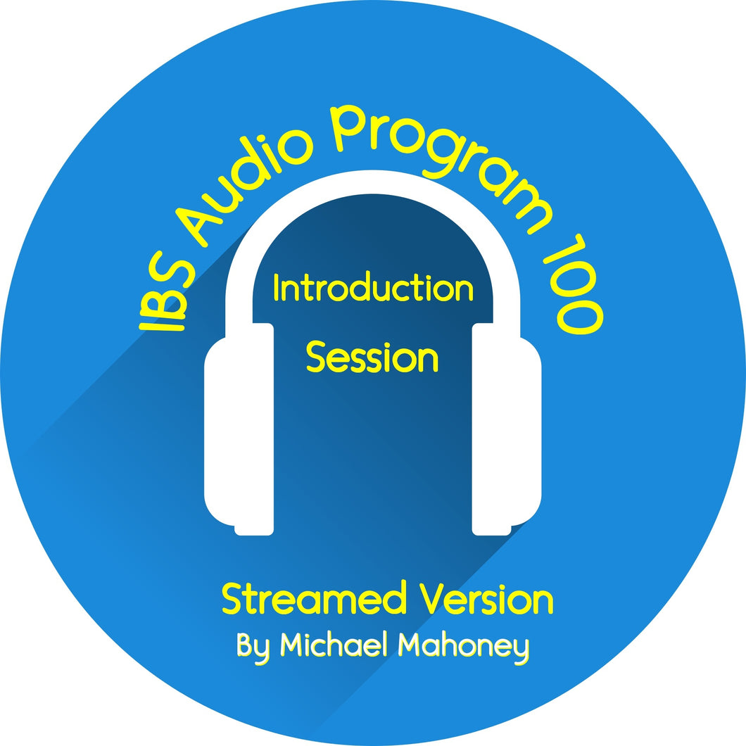 Free - IBS Audio Program 100 - Introduction Session