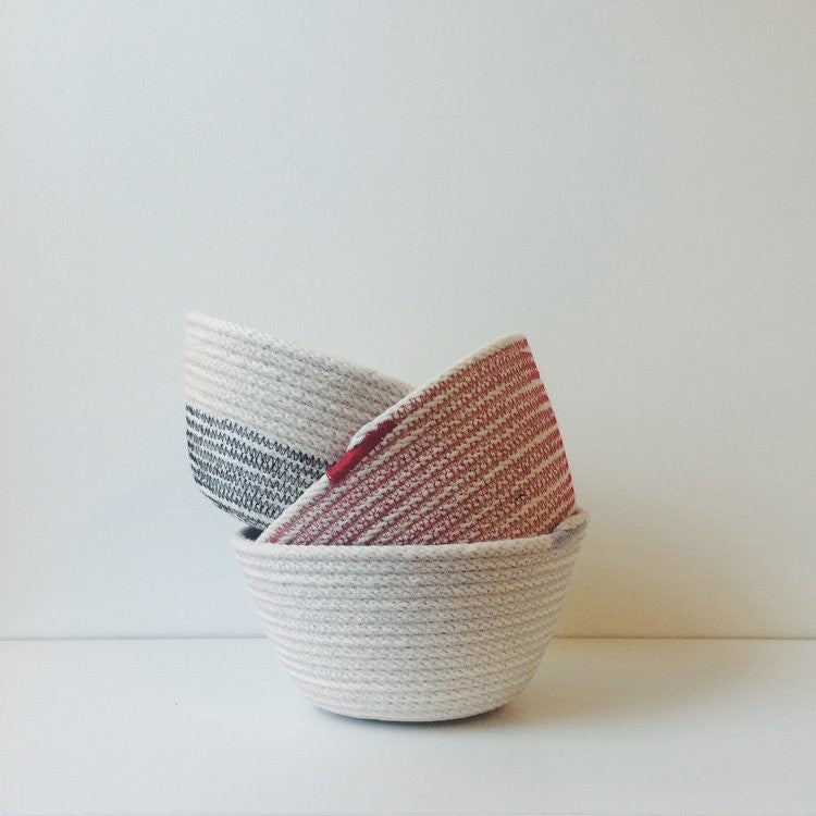 Small Rope Bowl