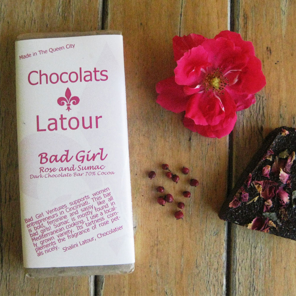 Bad Girl Chocolate Bar
