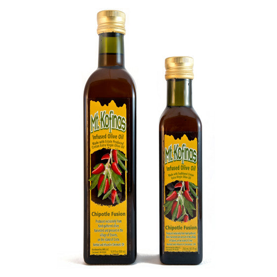 Chipotle-Infused Olive Oil