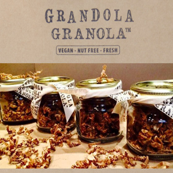 Grandola Granola Sample Set