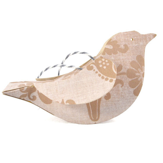 DIY Bird Papercrafting Kit