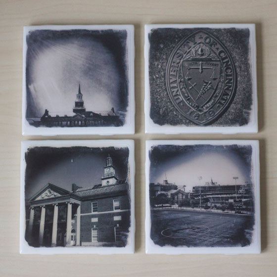 University of Cincinnati Coaster Collection