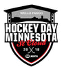 Hockey Day MN Artist's Proof Giclee Print, 12x18