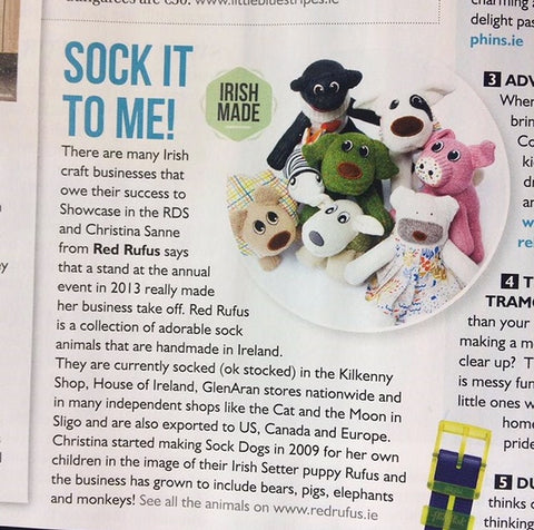 Image Magazine February 2018 - Sock it to me!