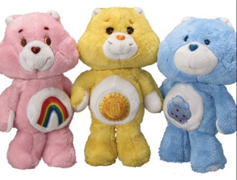 Care Bears from the 1980s
