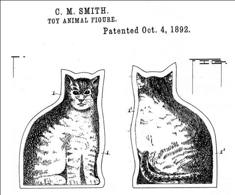 Patent for the Ithaca Kitty