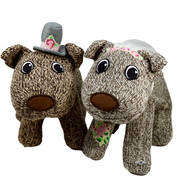Mr & Mrs SockDog