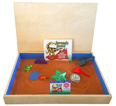 Play Therapy Sand Tray Sands