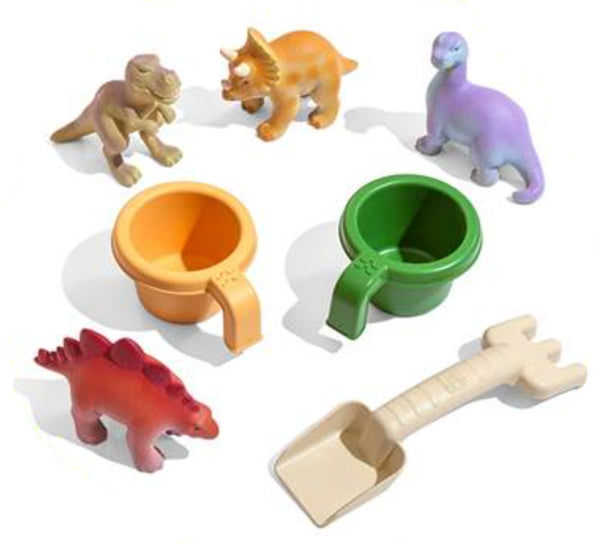 Dino Dig Sand & Water Table - What's Included Jurassic Sands
