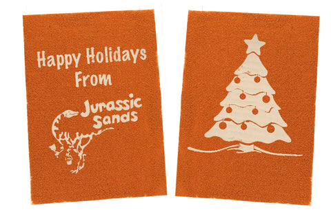 Jurassic Sands Happy Holidays