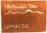 Ute Mountain Tribe NIHSDA Jurassic Sand Rock Art Boards