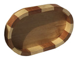Wooden Oval & Octagon Mini Sand Trays - Jurassic Sands  - 3