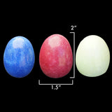 Set of 3 Marble Eggs