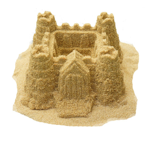 Jurassic Golden Cambrian Beach Play Sand, Medium-Grain Size
