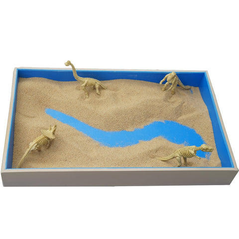 Jurassic Golden Cambrian Therapy Beach Sand