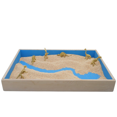 Jurassic Knot Therapy Sand Play Therapy