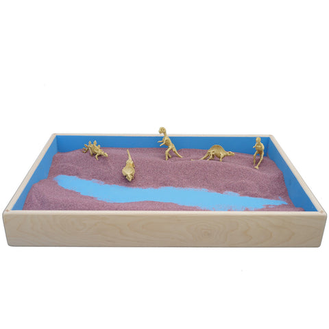 Purple Pink Jurassic Therapy Sand - Jurassic Sands  - 2