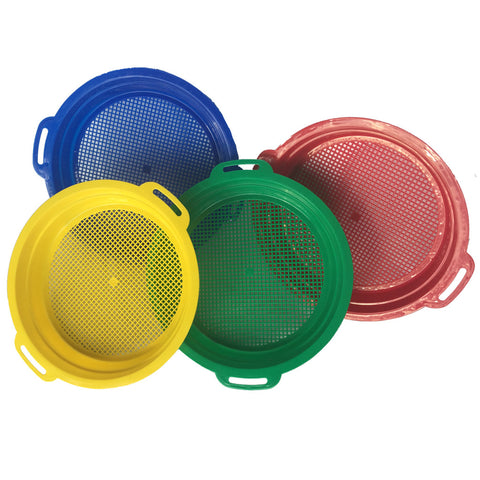 Jurassic Sand Multi-Colored Sieves - Jurassic Sands  - 1