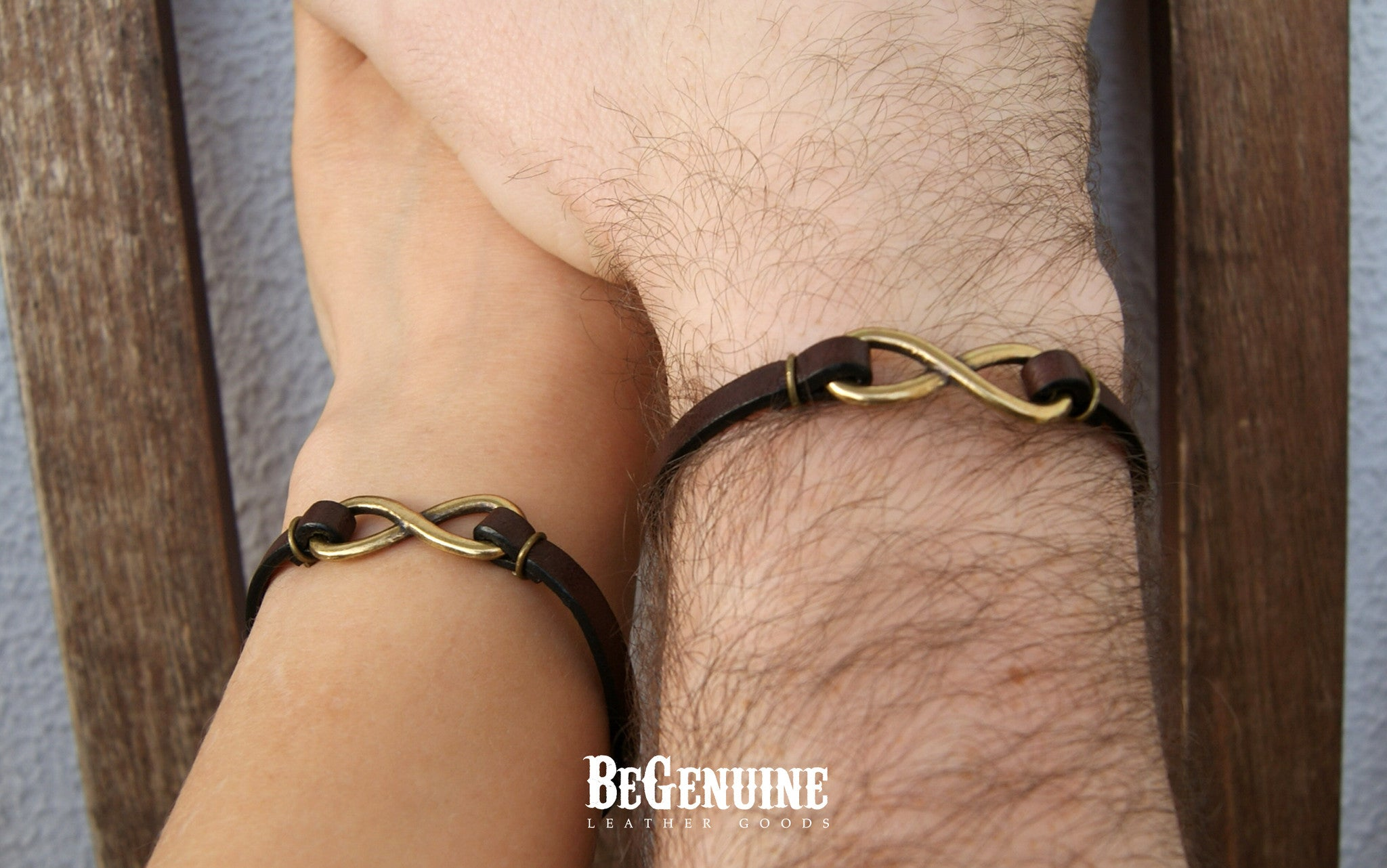 Couples Infinity Bracelets Long Distance Relationship Gift