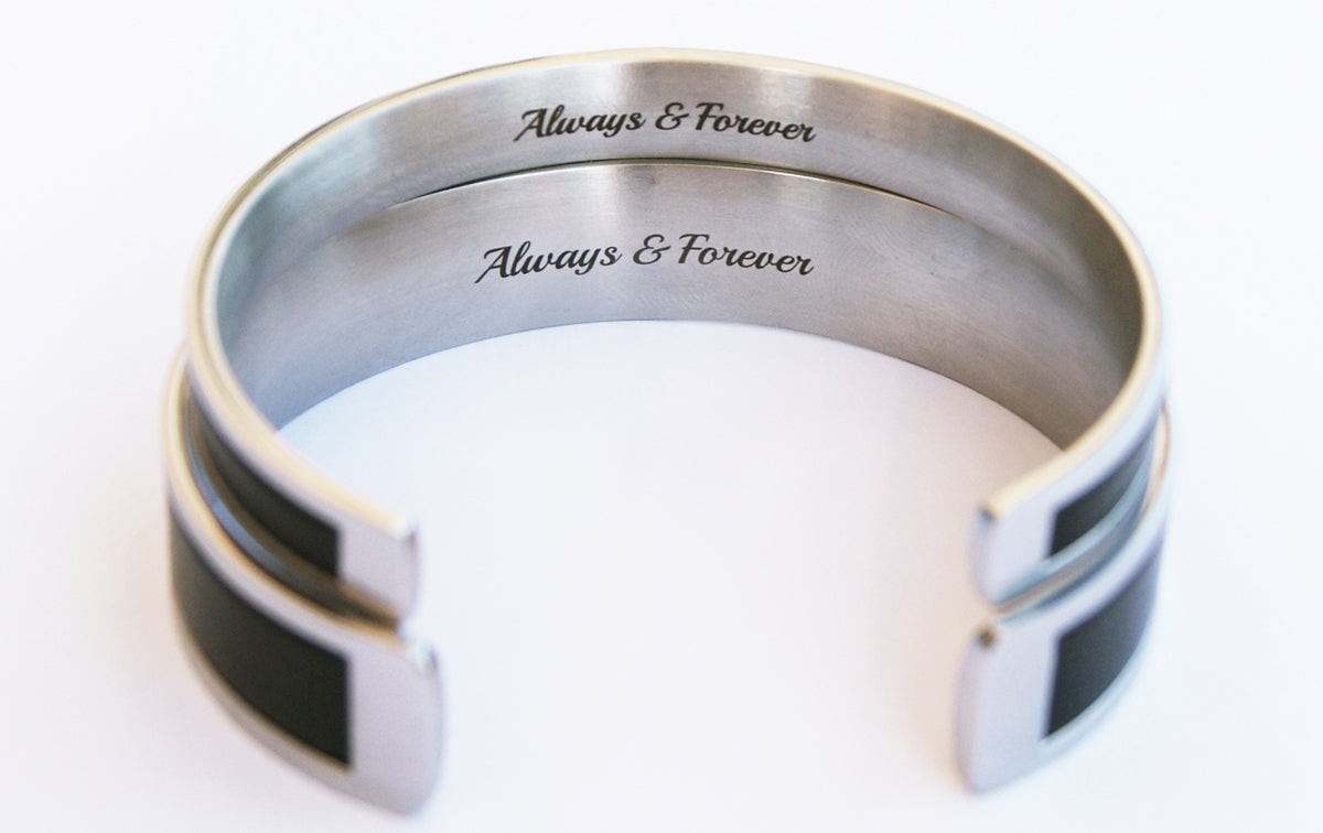 Matching Bracelets for Couples Unique Wedding Gift or Anniversary Gift
