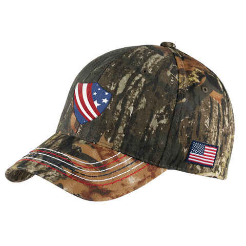 Tea Party Patriots Camo Hat