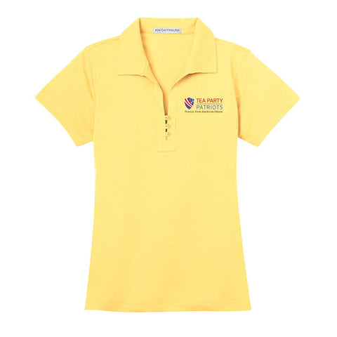 Tea Party Patriots Ladies Polo