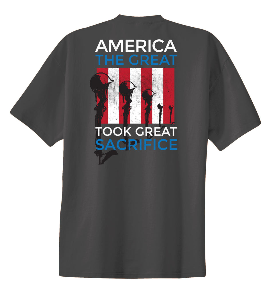 America The Great Made Great Sacrifice Tee