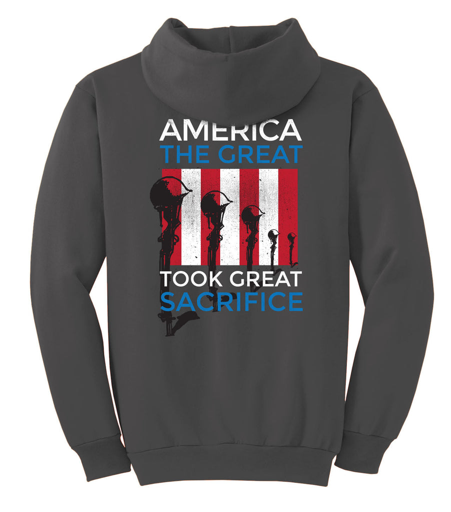 America the Great Hoodie (Limited Time Only)