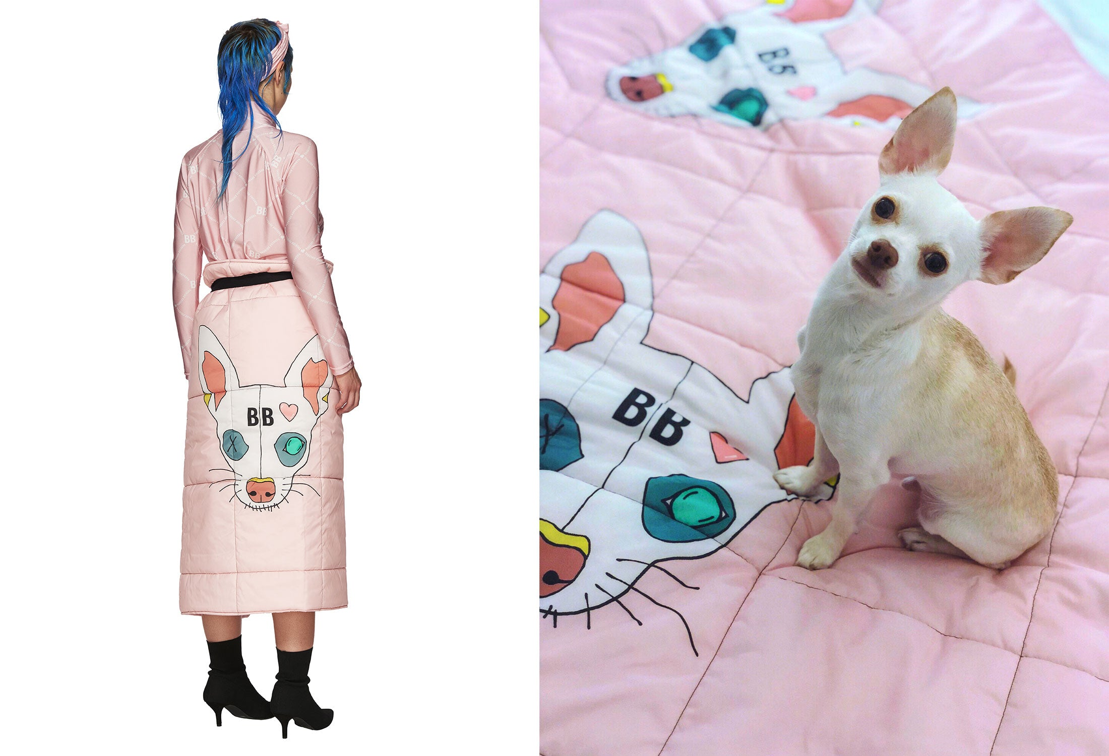 Barbara Bologna x Dodi the Dog Fall/Winter 2018 Womenswear odd92 exclusive