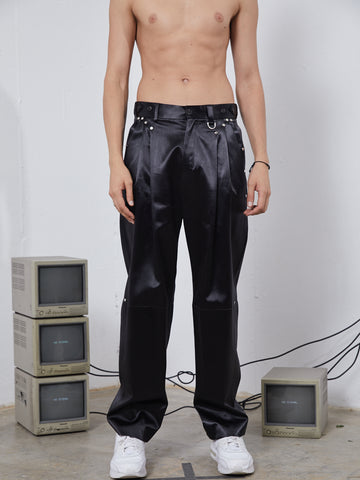 Tailored Baggy Pants