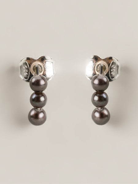 HENSON  Pearl Stud Earrings - 2