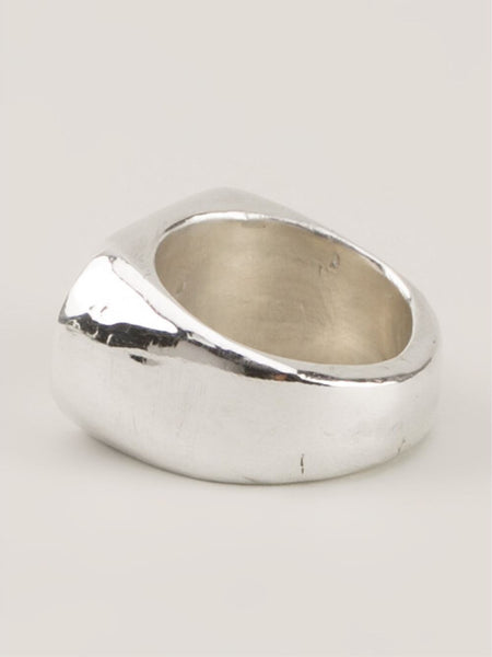 HENSON  Angled Rectangle Ring - 2