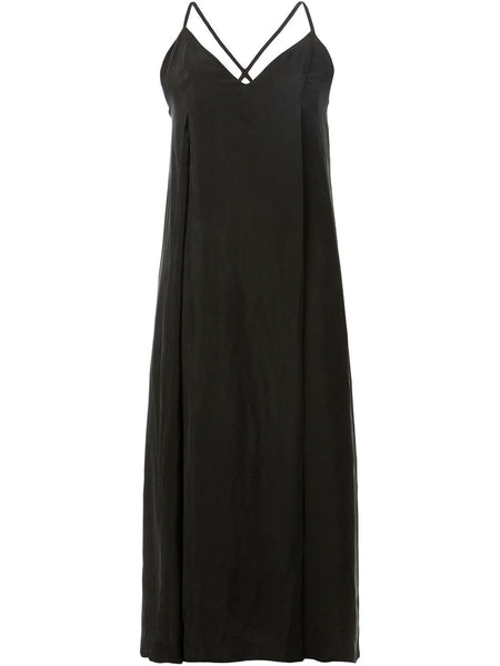 Y/PROJECT  Front Pleat Dress - 1