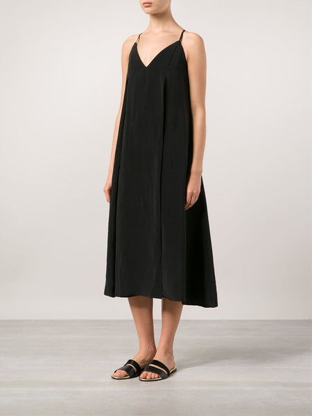Y/PROJECT  Front Pleat Dress - 2