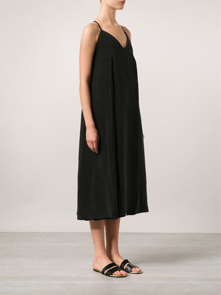 Y/PROJECT  Front Pleat Dress - 3