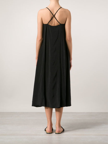 Y/PROJECT  Front Pleat Dress - 4