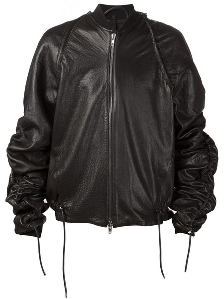 Y/PROJECT  Leather Jacket - 1