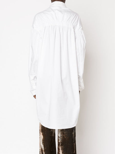Y/PROJECT  Elastic Back Shirt - 4