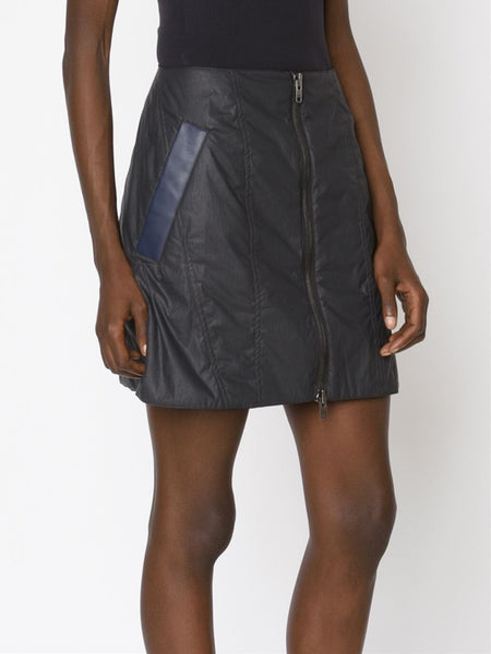 Y/PROJECT  Center Zip Skirt - 3