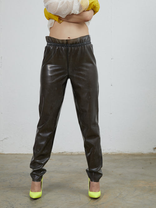 Neith Nyer Latex Pants