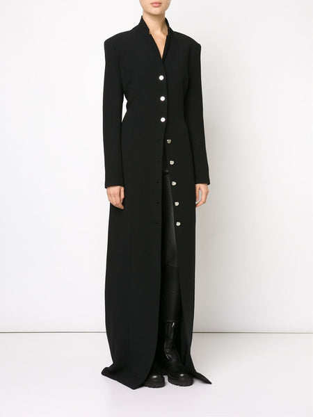 Y/PROJECT  Long Wool Coat - 2