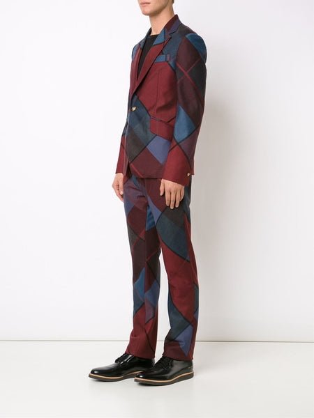 VIVIENNE WESTWOOD MAN  Argyle James Suit - 3