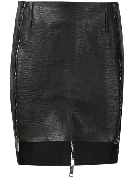 STRATEAS CARLUCCI  Zip Track Skirt - 1