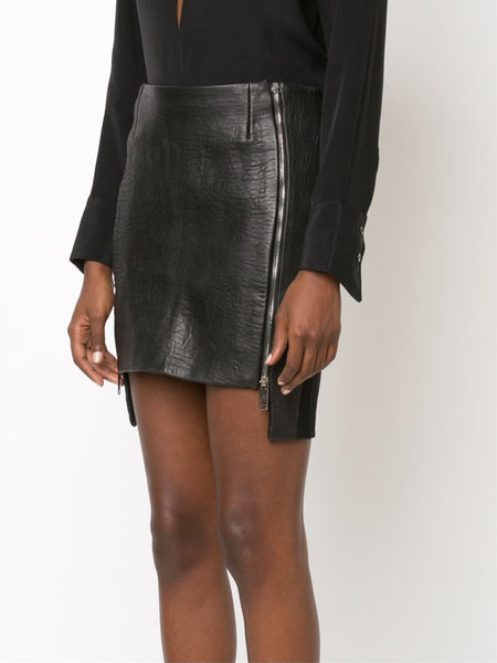 STRATEAS CARLUCCI  Zip Track Skirt - 3
