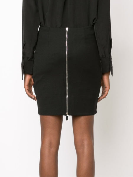 STRATEAS CARLUCCI  Zip Track Skirt - 4