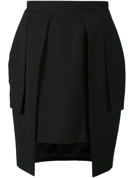 STRATEAS CARLUCCI  Step Veil Skirt - 1