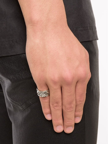HENSON  Split Floral Ring - 2